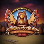 Thunderscreech Slot logo