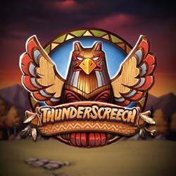 Thunderscreech Slot logo