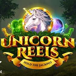 Unicorn Reels slot logo